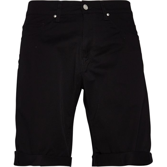 Swell Short - Shorts - Regular - Sort